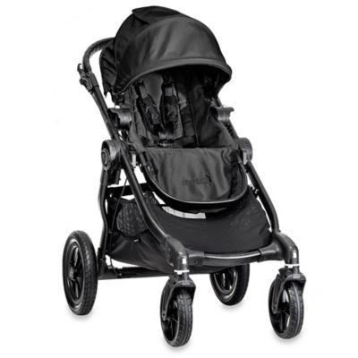 Baby Jogger® City Select Single Stroller in Black/Black