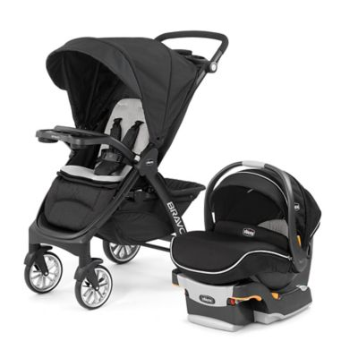Chicco® Bravo® LE Trio Travel System in Genesis
