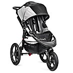 Baby Jogger® Summit™ X3 Single Stroller in Black/Grey