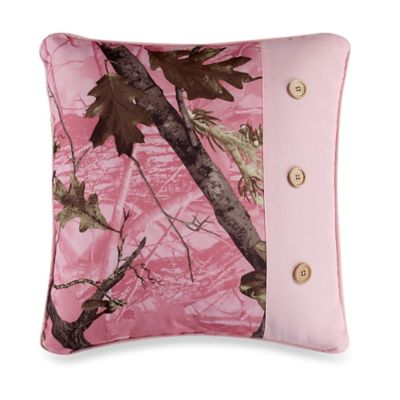 Camo Throw Pillows