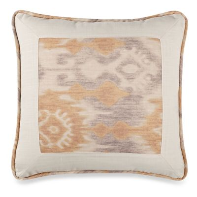 Decorative Pillow in Brown