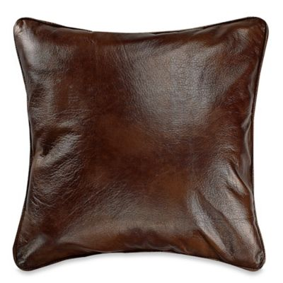 Leather Bed Pillows