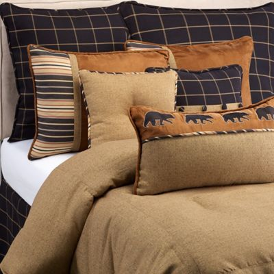 HiEnd Accents Ashbury King Comforter Set