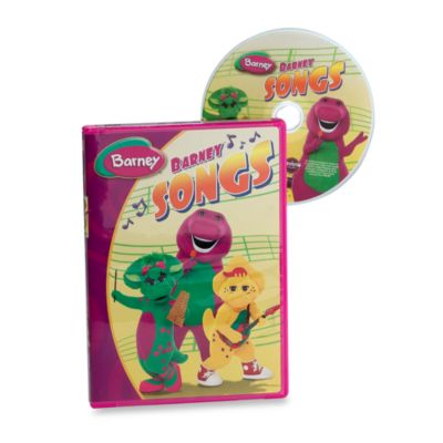 Barney™ Barney Songs DVD