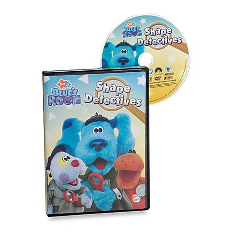 Nick Jr.™ Blue's Room™ Shape Detectives DVD