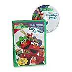 Sesame Street®  Kids-Foot Favorite Country Songs DVD