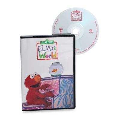 Sesame Street® Elmo's World® Dancing, Music and Books DVD