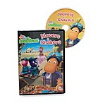 Nick Jr.™ The Backyardigans™ Movers & Shakers DVD