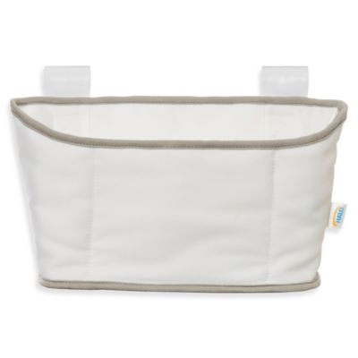 HALO® Bassinest™ Swivel Sleeper Diaper Caddy in White
