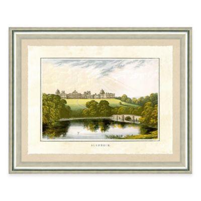 Castle Estate II Framed Art Print