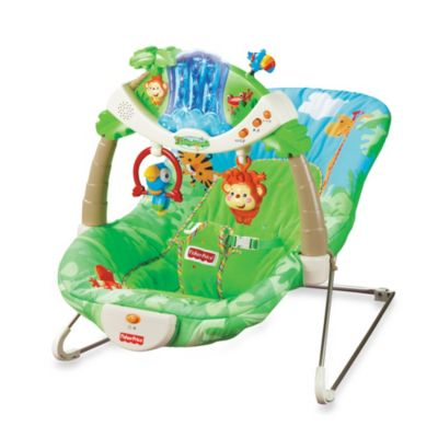 Fisher-Price® Rain forest™ Bouncer - from Fisher Price