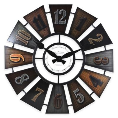 FirsTime® Windmill Wall Clock