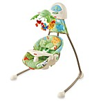 Fisher Price® Rain forest™ Open-Top Cradle Swing