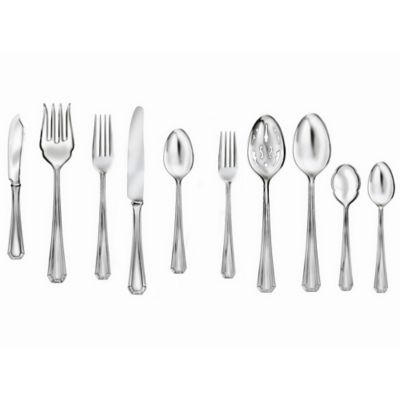 Monique Lhuillier Waterford® Melrose 45-Piece Flatware Set