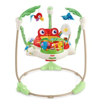 Entertainers > Fisher Price® Rainforest™ Jumperoo™