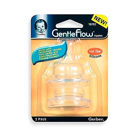 Gerber Gentle Flow Nipples 51