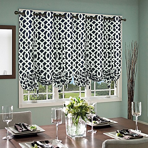 Buy Commonwealth Home Fashions Trellis 63 Inch Grommet Top