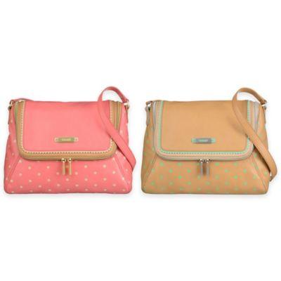 Oilily® Dotty Medium Shoulder Bag in Coral