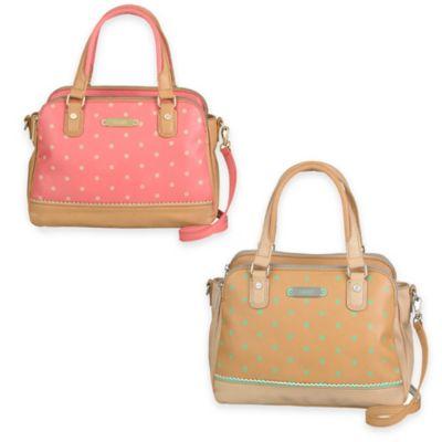 Oilily® Dotty Handbag in Coral