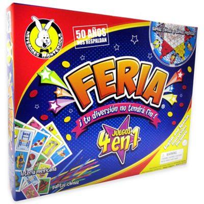 Feria 4-in-1 Game