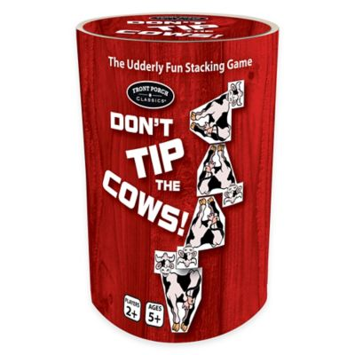 Don't Tip the Cows! Game