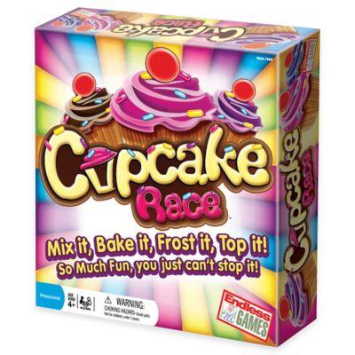 Cupcake Race Board Game
