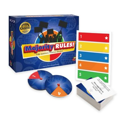 Majority Rules! Game