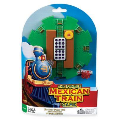 Mexican Train Game Domino Hub