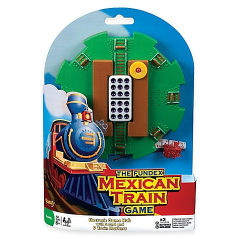 Buy Mexican Train Game Domino Hub From Bed Bath Amp Beyond