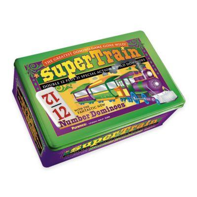 SuperTrain Dominoes Game
