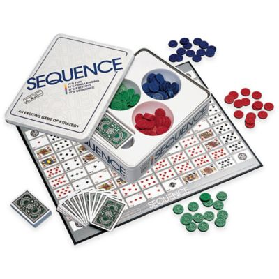 Sequence Card Strategy Game
