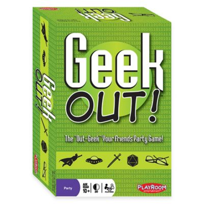 Geek Out! Game