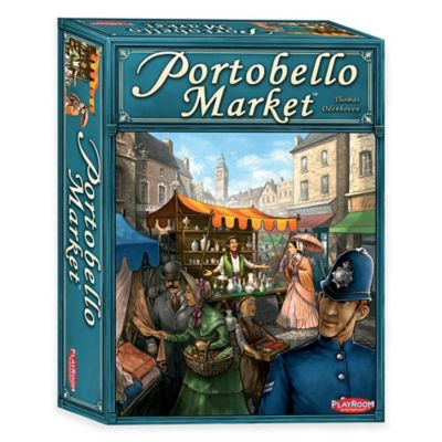 Portobello Market Game