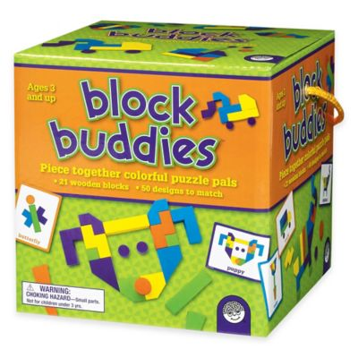 Block Buddies™ Wooden Blocks