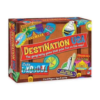 DestiNation USA™ Game
