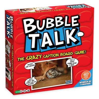 Bubble Talk Matching Game