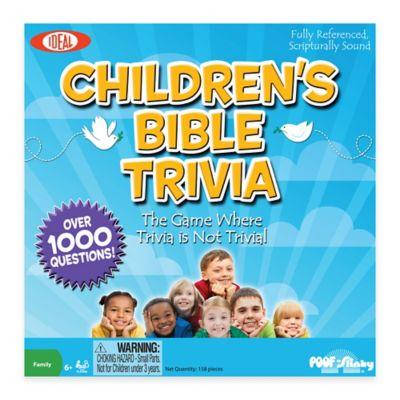 Children's Bible Trivia™