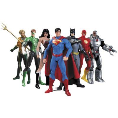 DC Comics™ Justice League New 52 7-Piece Action Figure Set