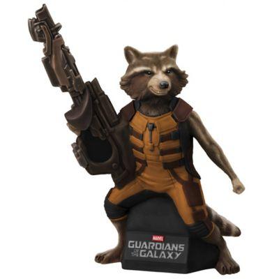 Marvel® Guardians of the Galaxy Rocket Raccoon Figurine Bank