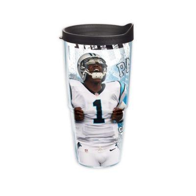 Tervis® NFL Carolina Panthers Cam Newton 24 oz. Wrap Tumbler