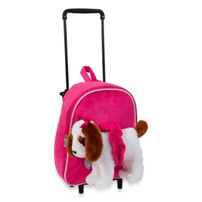 Poochie & Co. King Charles Poochie Convertible Trolley