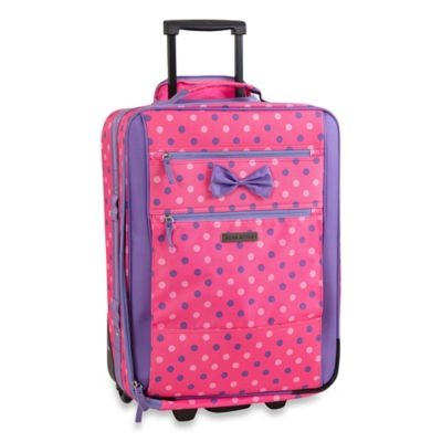 Laura Ashley® Polka Dot Trolley in Pink
