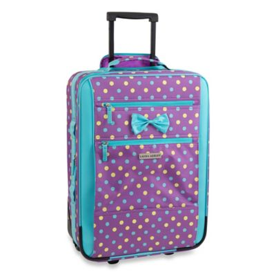 Laura Ashley® Polka Dot Trolley in Purple