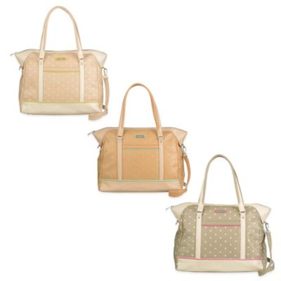 Oilily® Dotty 15-Inch Carry All in Nude