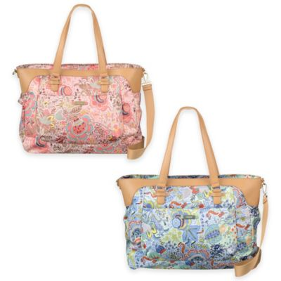 Oilily® Botanical Garden 17-Inch Carry All in Coral