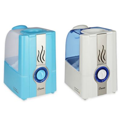 Crane USA Warm Mist Humidifier in Aqua