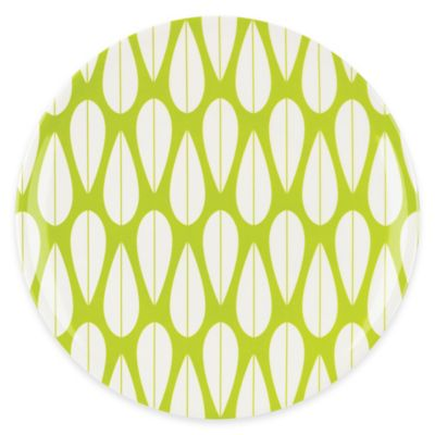 Red Green Dinner Plates