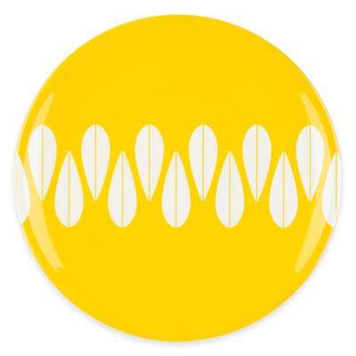 Dansk® The Burbs Dinner Plate in Yellow