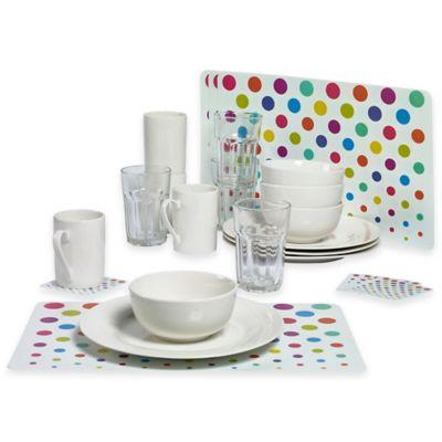 Tabletops Gallery Dinnerware Set