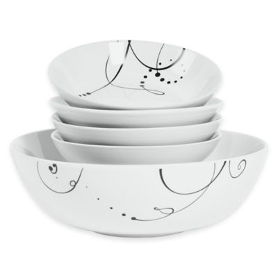 Tabletops Gallery® Pescara 5-Piece Pasta Set